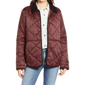 NWT Barbour Doncaster Quilted Jacket